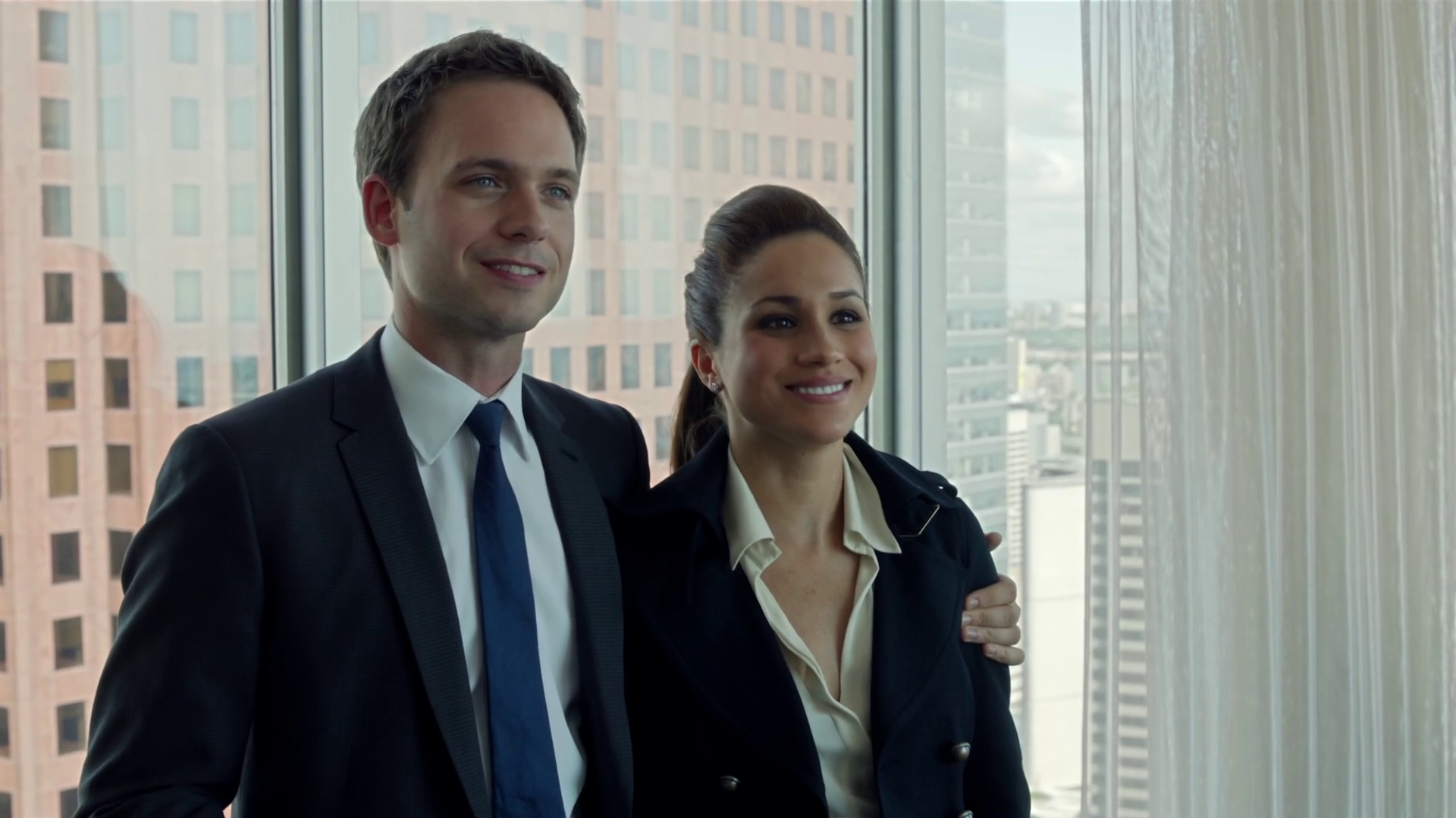 Suits Mike And Rachel Start Dating