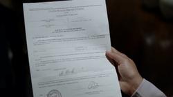 Harvey Specter's Subpoena