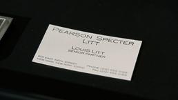 PSL Louis Litt card