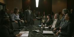 City Hall Meeting (Pearson S1E4)
