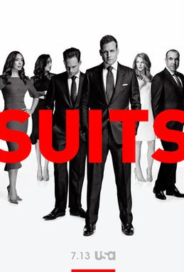 Suits S6 poster