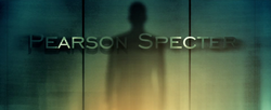 Pearson Specter (New Suits Intro)