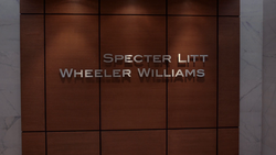 Specter Litt Wheeler Williams (9x2)