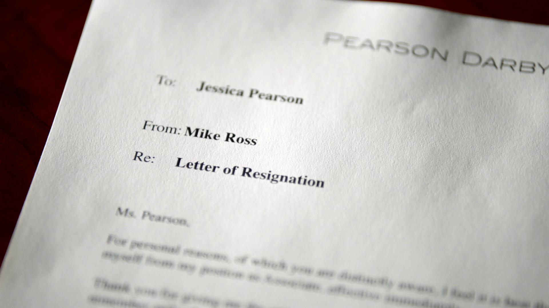 Resignation letter wiki images letter format formal