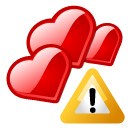 Love Warning Icon
