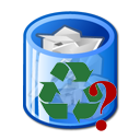 Nuvola filesystems trashcan full recycling question