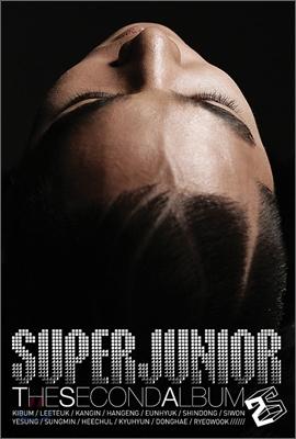 SJ 2nd Album Cover