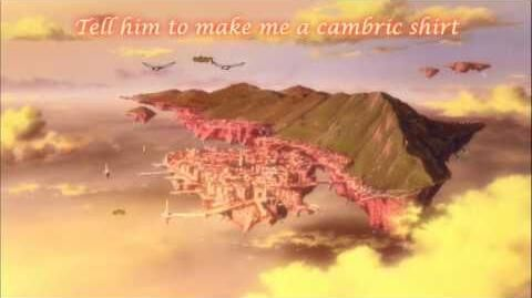 SukaSuka Yamada Tamaru - Scarborough Fair Lyrics