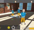 Dance 3D