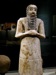 800px-Mesopotamia male worshiper 2750-2600 B.C