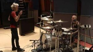 Sum 41 - Studio Update 2015 - Tracking Drums at EastWest