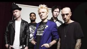 Sum 41 - Studio Update 2016 - Album Photoshoot and Rehearsal