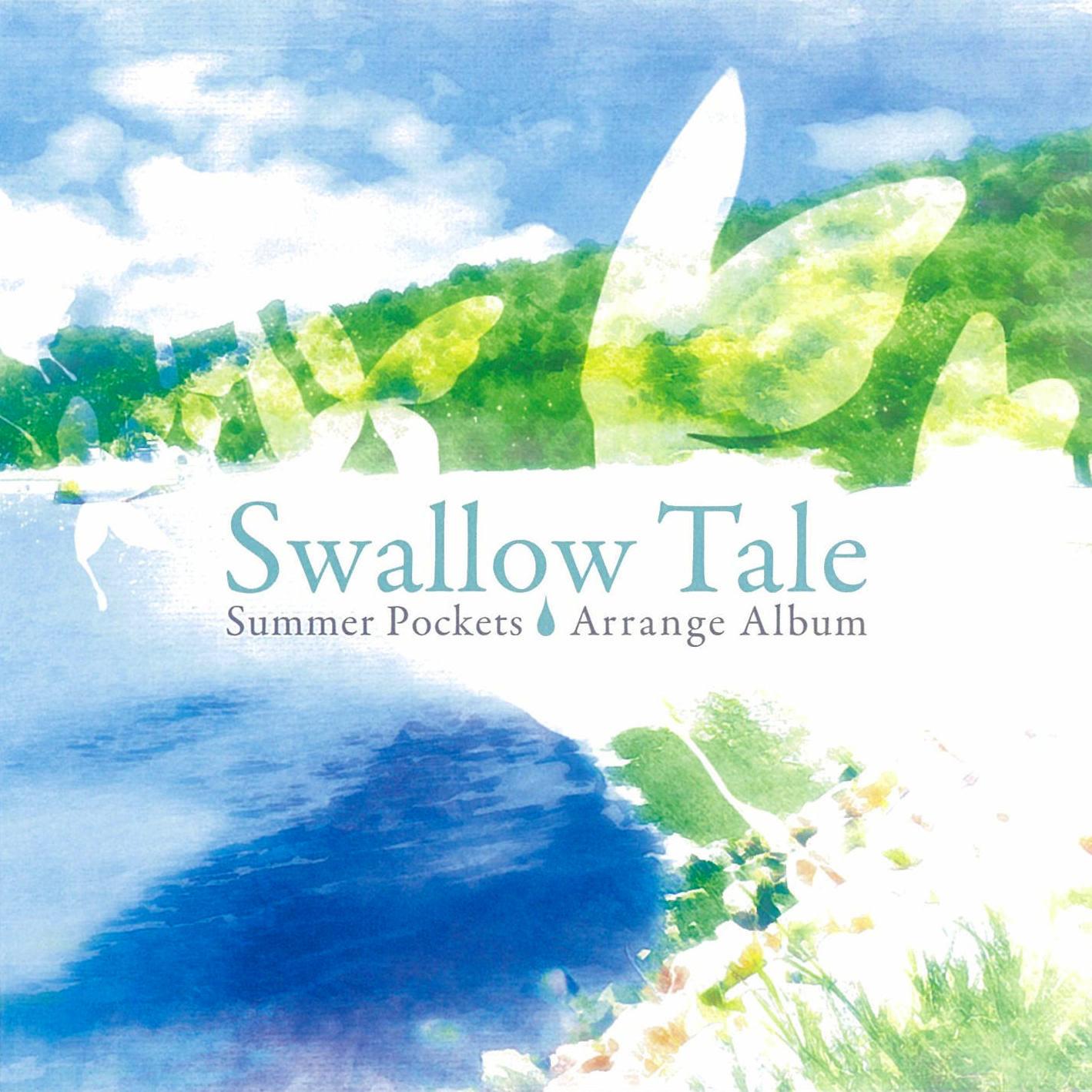 SwallowTaleCDCover