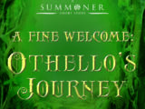 A Fine Welcome: Othello's Journey