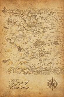 Map of Hominum 01