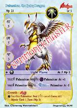 Palanalcar, the Baby Dragon