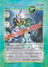 Brigade Swordsman