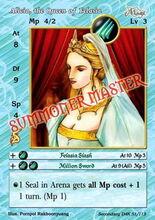 Alicia, the Queen of Felasia