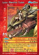 Lazal Monster Tamer