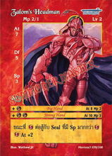 Zalom's Headman (Merrisia 3rd Ver