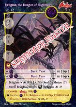 Brilglam, the Dragon of Nightmare
