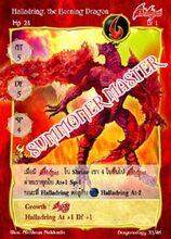 Halladring, the Burning Dragon