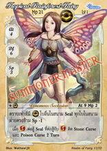 Tropical Rainforest Fairy