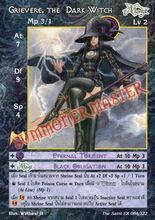 Grievere, the Dark Witch