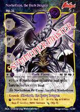 Novhothion, the Dark Dragon