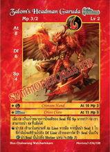 Zalom's Headman Garuda
