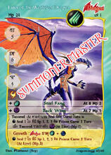 Tanorod, the Wasteland Dragon