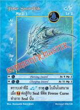 Polar Swordfish