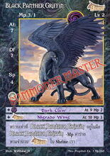 Black Panther Griffin