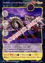 Donfalma, the Death Wing Dragogriff