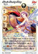 Bird's Buddy Fairy