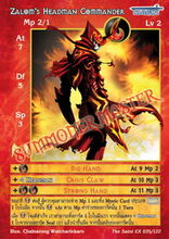 Zalom's Headman Commander
