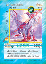 Red Claw Griffin