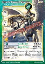 Eurig, the Pegasus of Ascensiano