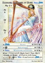Harfariel, the Angel of Music