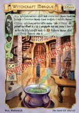 Witchcraft Morque