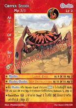 Copper Spider