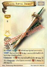 Felasia Royal Sword