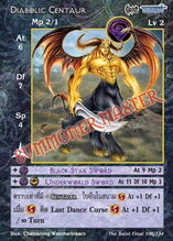 Diabolic Centaur