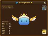 Roi Angemon (Eau)