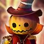Citrouille de Halloween (Feu) Icon