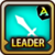 Leader Skill Attack Power (Low) Arena Icon