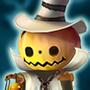 Citrouille de Halloween (Lumière) Icon