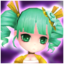 Fille Occulte (Vent) Icon