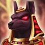 Anubis (Feu) Icon