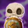 Soldat à Crâne (Vent) Icon